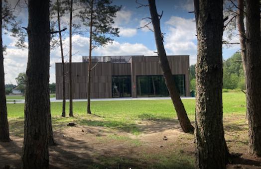 The new Sobibór memorial museum
