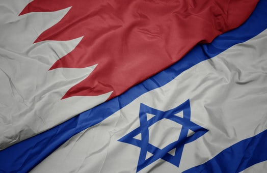 Israel and Bahrain establish formal ties