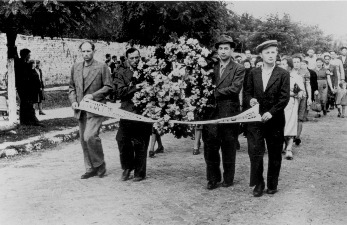 This week in Jewish history   Dozens of Polish Jews massacred in Kielce pogrom