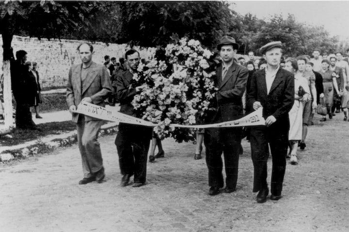 This week in Jewish history | Dozens of Polish Jews massacred in Kielce pogrom