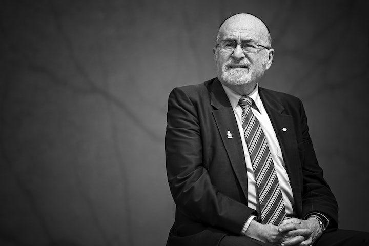 "World Jewish Congress Mourns the Passing of Rabbi Reuven Bulka, z""l, past President of Canadian Jewish Congress"