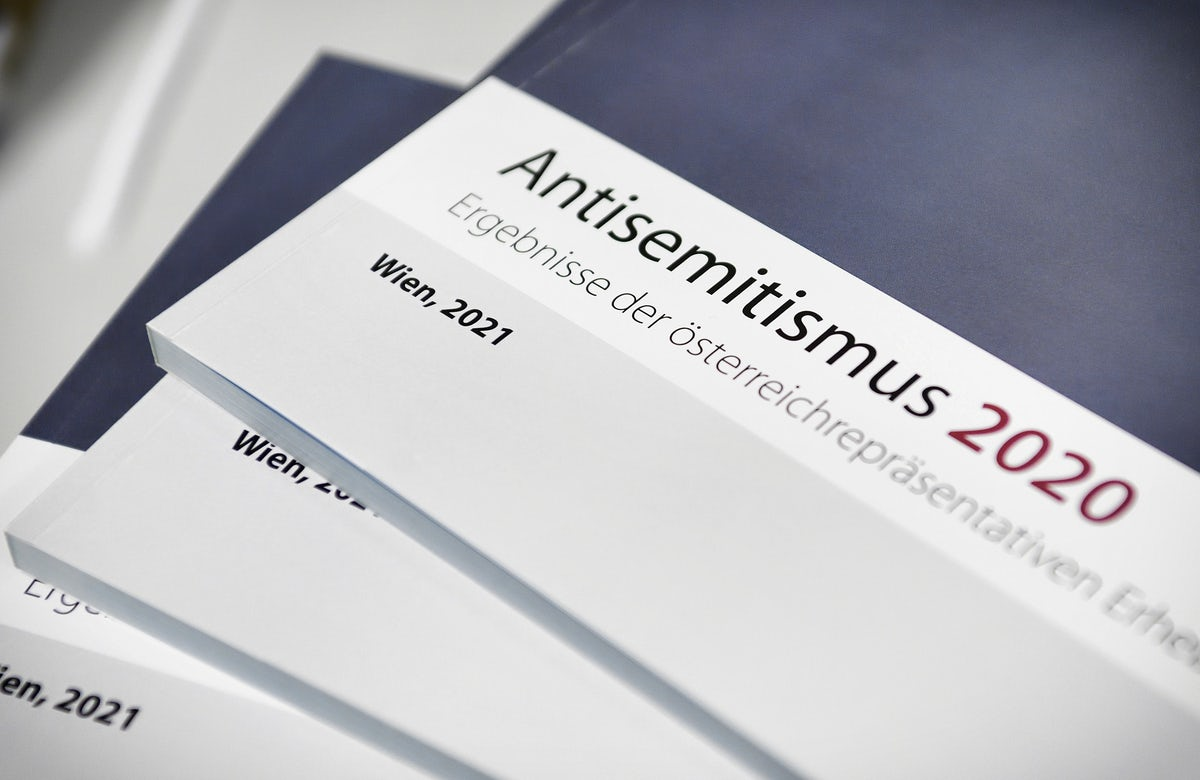 Newly released antisemitism report highlights concerning trends in Austria