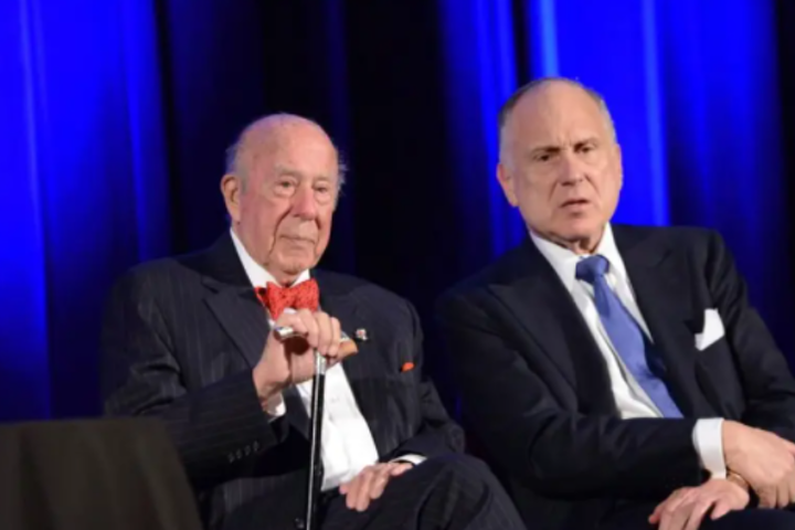George Shultz was the best boss I ever had