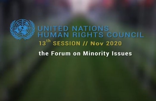WJC @ UNHRC Forum on Minority Issues: Online hate speech