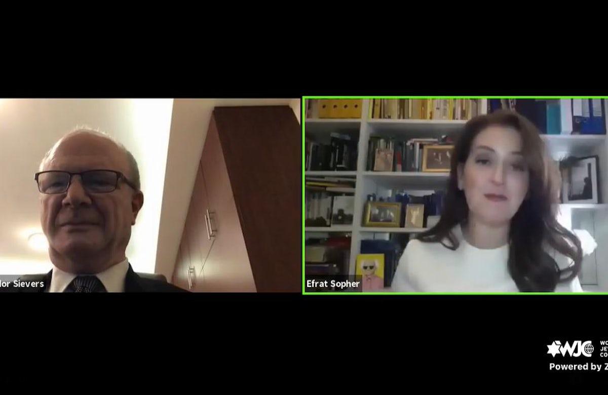 WebTalk | A changing region: Building bridges in a new Middle East