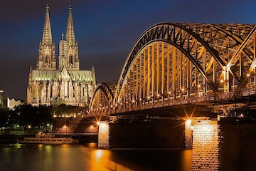 Man wearing kippah attacked in Cologne