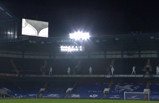 Chelsea FC commemorates Holocaust before match