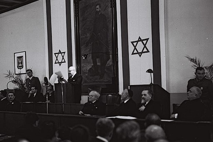 This week in Jewish history   Zionist leader, first President of Israel Chaim Weizmann passes away
