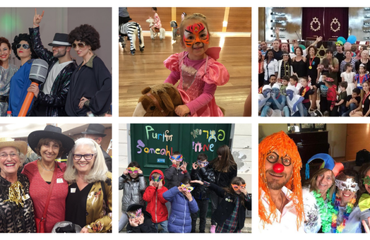 Celebrating Purim around the world