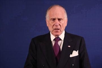 WJC pres. Lauder addresses Global Investment Forum: Arabs, Jews want peace