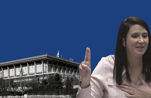 Making history: Israel's first deaf Member of the Knesset