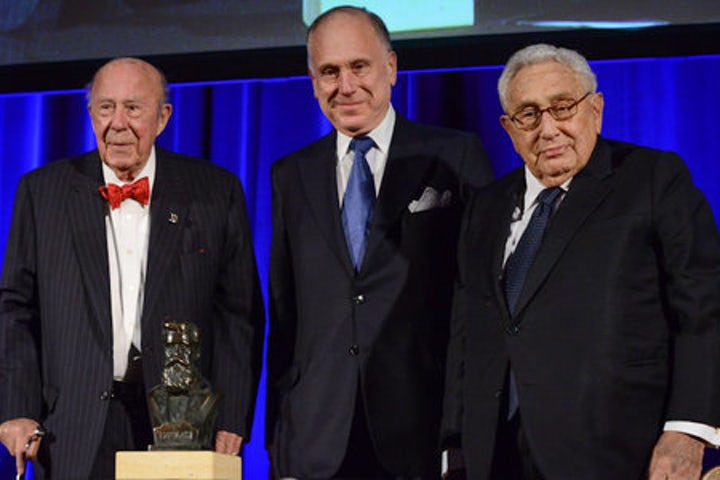 World Jewish Congress mourns the passing of George Shultz