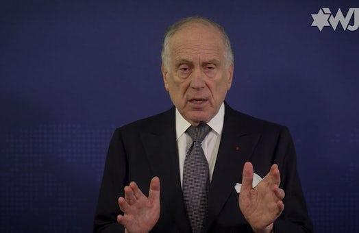 WJC President Ronald S. Lauder Addresses 2021 G20 Interfaith Forum