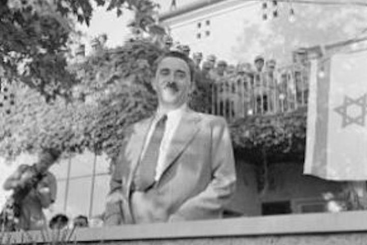 This week in Jewish history   Future Prime Minister Moshe Sharett born