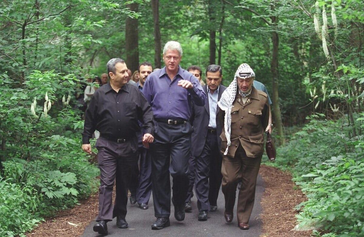 This week in Jewish history   Camp David Summit between Israel and Palestinians begins