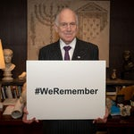 Holocaust Remembrance Day: We can't let our past be our children's future