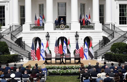 One year on: The Abraham Accords