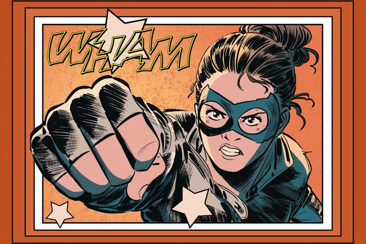 Whistle, Gotham City's latest superhero, is Jewish. It's a full-circle moment for the comics industry.