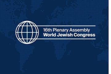 World Jewish Congress elects leadership at Plenary Assembly