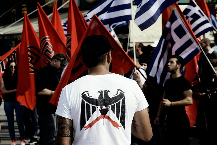 Greek court labels antisemitic Golden Dawn Party as criminal organization