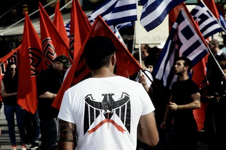 Greek court labels antisemitic Golden Dawn Party as criminal organization