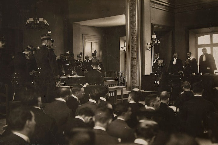 This week in Jewish history | Alfred Dreyfus sentenced to life in prison for selling military secrets