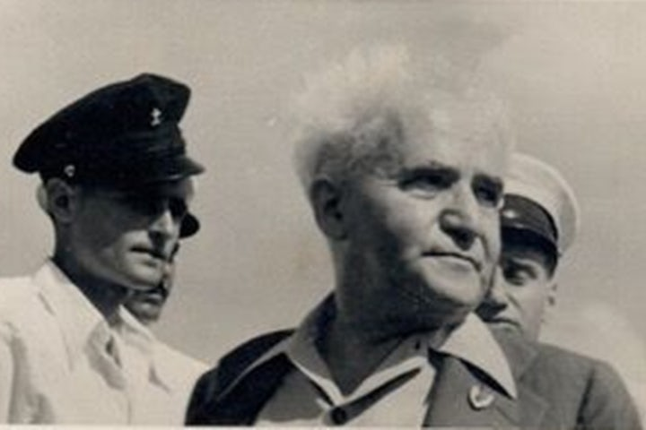 """This week in Jewish history   Future Israeli Prime Minister and """"Father of the Nation"""" David Ben-Gurion born"""