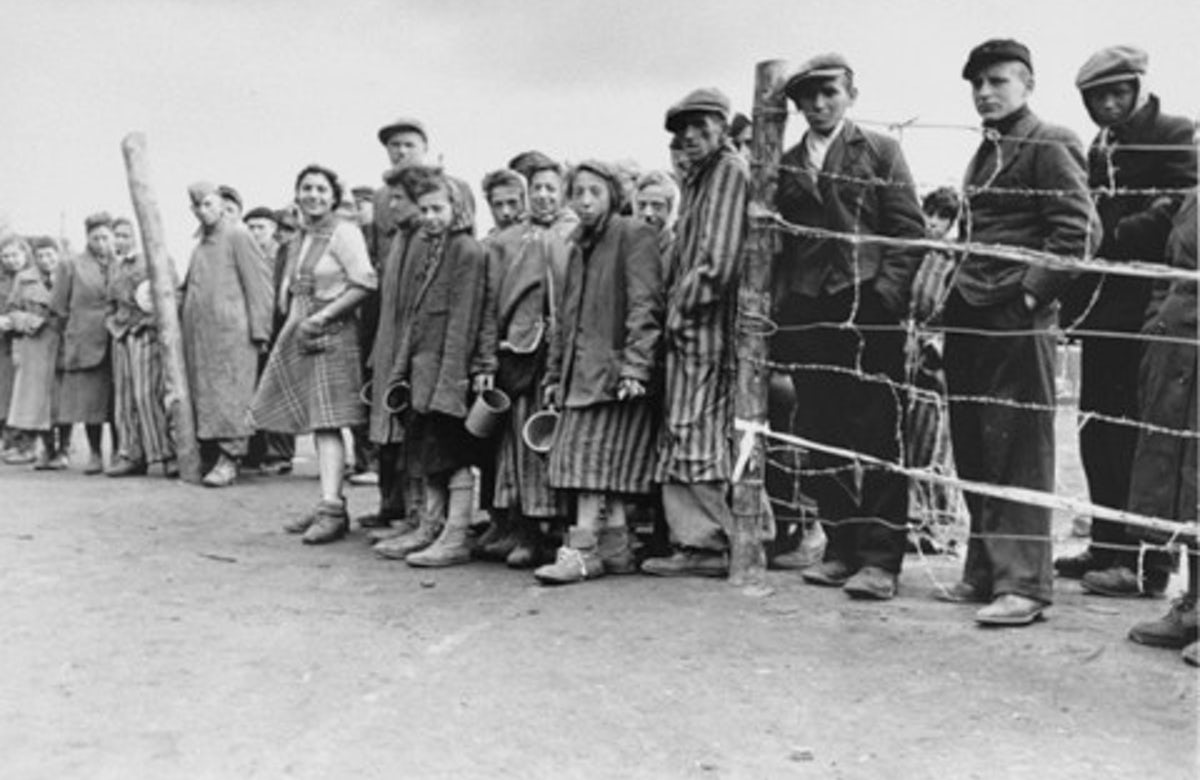 This week in Jewish history | Bergen-Belsen concentration camp liberated