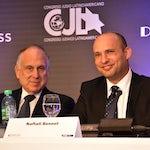 World Jewish Congress President Ronald S. Lauder congratulates the new government of Israel