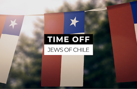 Time Off: Jews of Chile