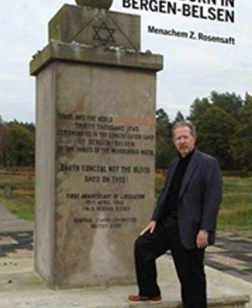 Book Launch: Poems Born in Bergen-Belsen
