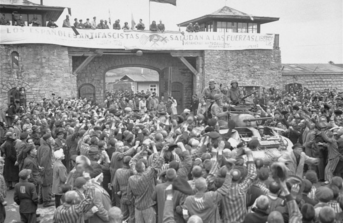 This week in Jewish history | Mauthausen concentration camp liberated