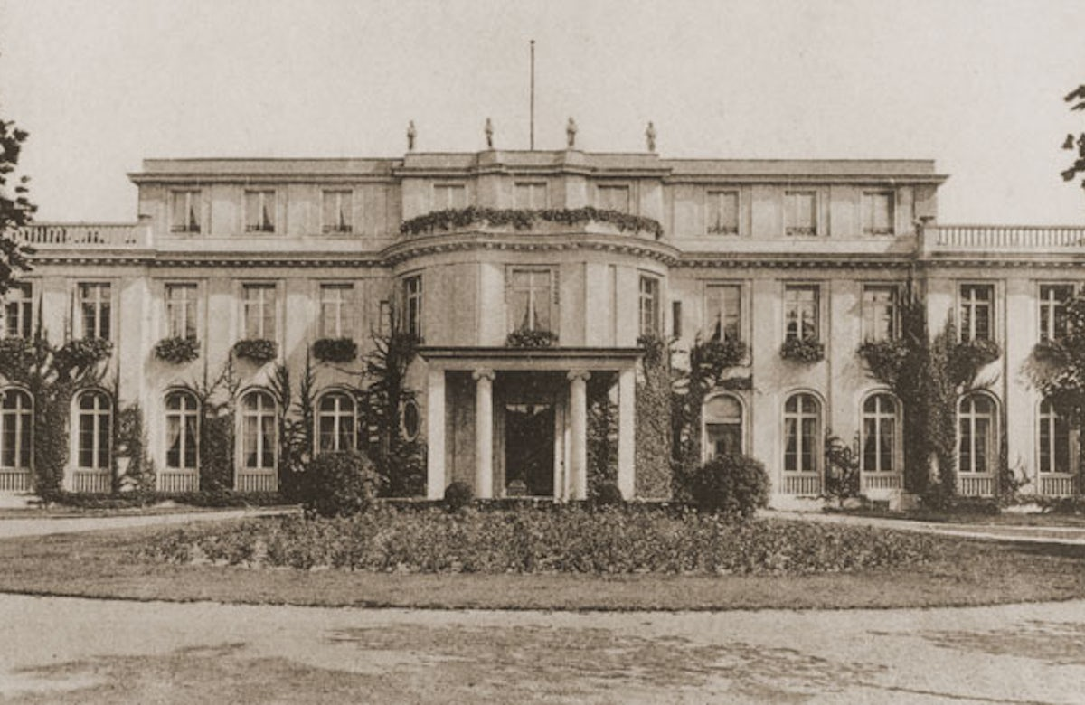 This week in Jewish history |Nazis convene Wannsee Conference to plan for mass extermination of European Jewry
