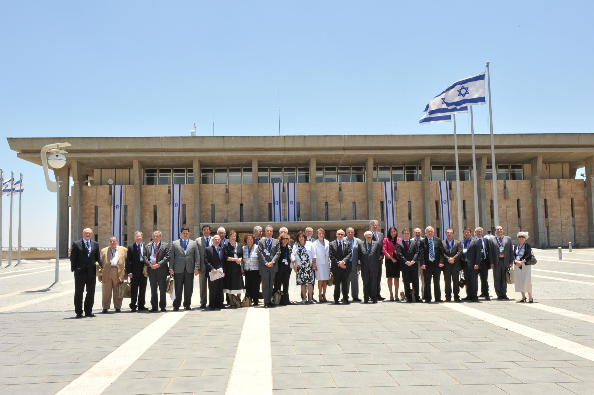 International Consultation of Jewish Parliamentarians, Jerusalem (Israel), 27 - 29 Jun 2011