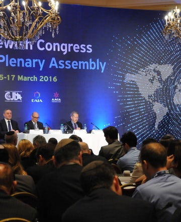 WJC Special Plenary Assembly