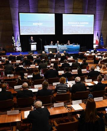 WJC Governing Board 2018, Paris