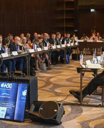 6th WJC National Community Directors' Forum, Bucharest
