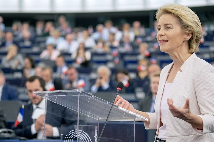 World Jewish Congress congratulates Ursula von der Leyen on confirmation as EU Commission President