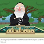 Norway's public broadcaster apologizes for 'Jewish swine' cartoon