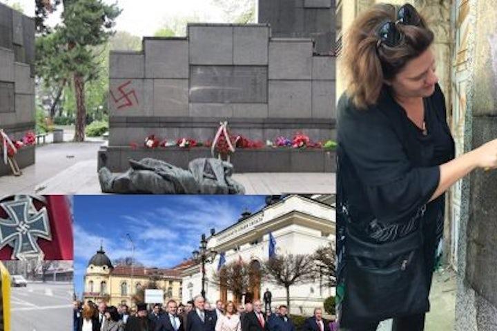Infighting mars battle in Bulgaria against antisemitism