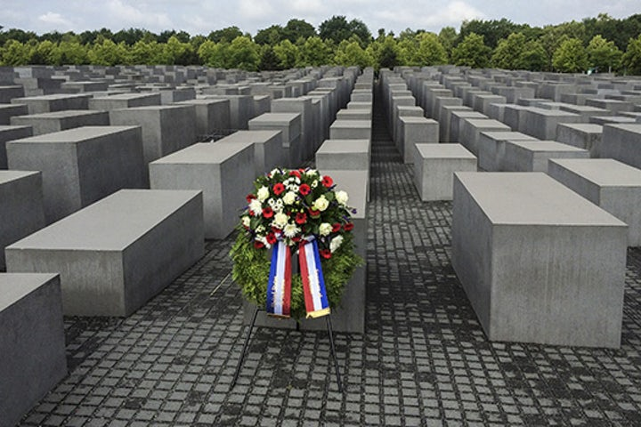 German Jewish leader calls for Arabic tours at Nazi camp memorials