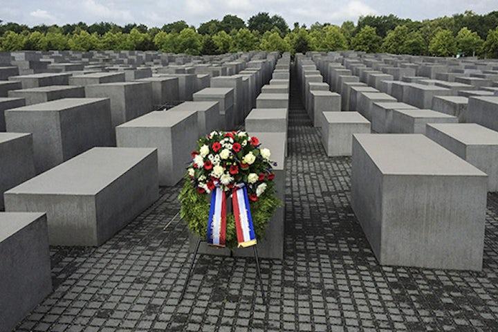 German Jewish leader calls for Arabic tours at Nazi camp memorials