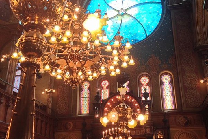 Dozens of synagogues to open to public on 20th European Days of Jewish Culture