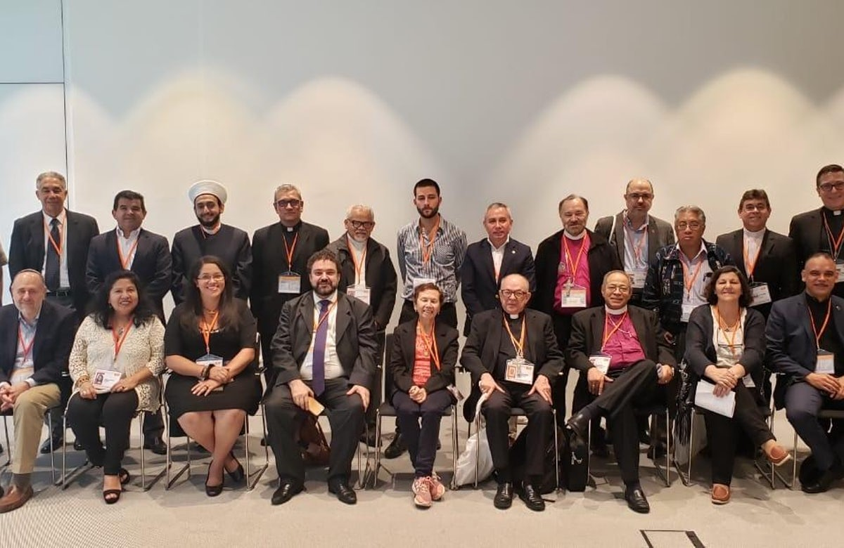 LAJC Executive Director Claudio Epelman named international president of World Assembly of Religions for Peace
