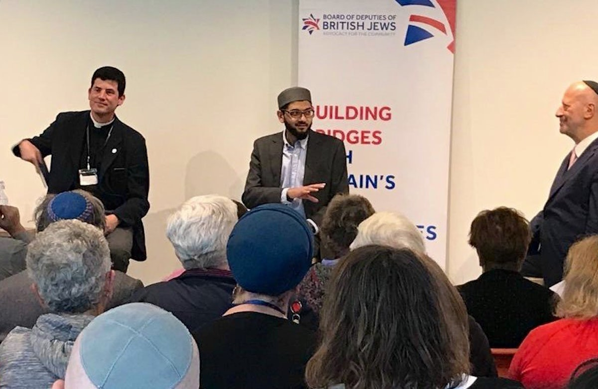 UK Islamophobia adviser tells British Jews: 'Jews and Muslims must stand together on hate'