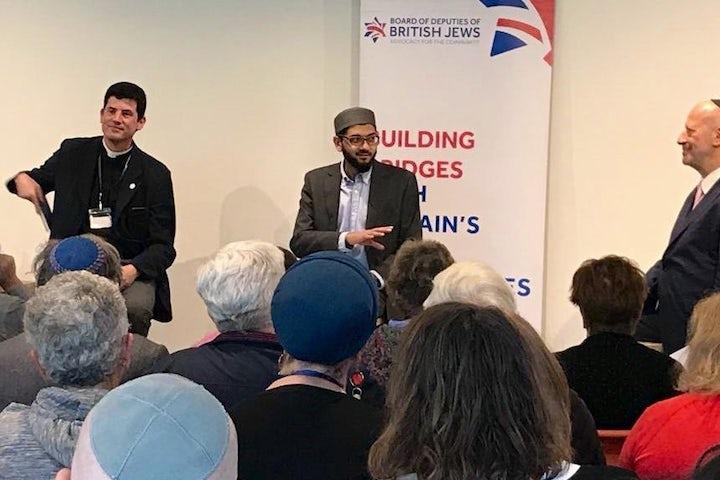 UK Islamophobia adviser tells British Jews: 'Jews and Muslims must stand together on hate'