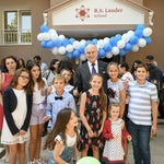 WJC President Ronald S. Lauder inaugurates Bulgaria's first Jewish school in decades