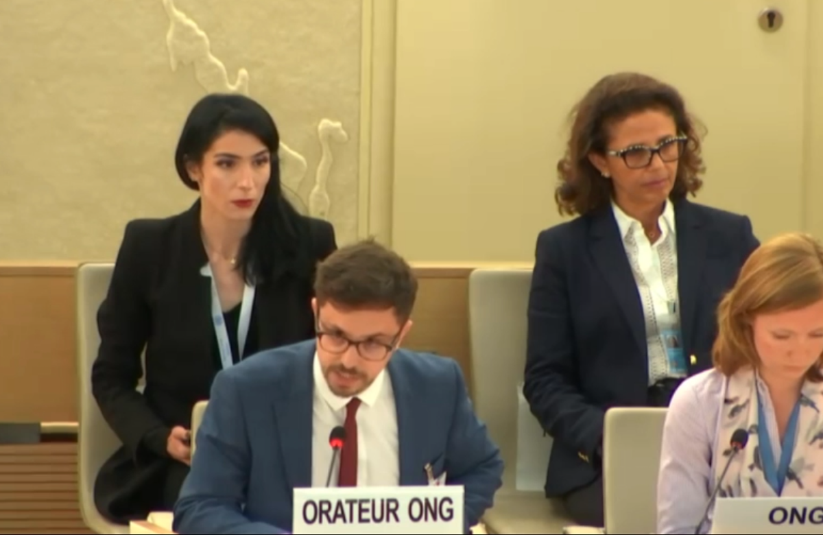WJC calls on UNHRC to protect Christians in the Middle East