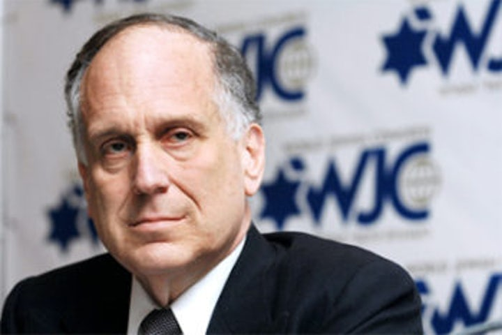 WJC President Lauder to address conference on coexistence at the Pontifical Gregorian University in Rome Friday, 8 November 2019