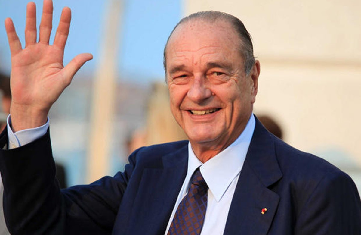 WJC mourns passing of former French President Jacques Chirac